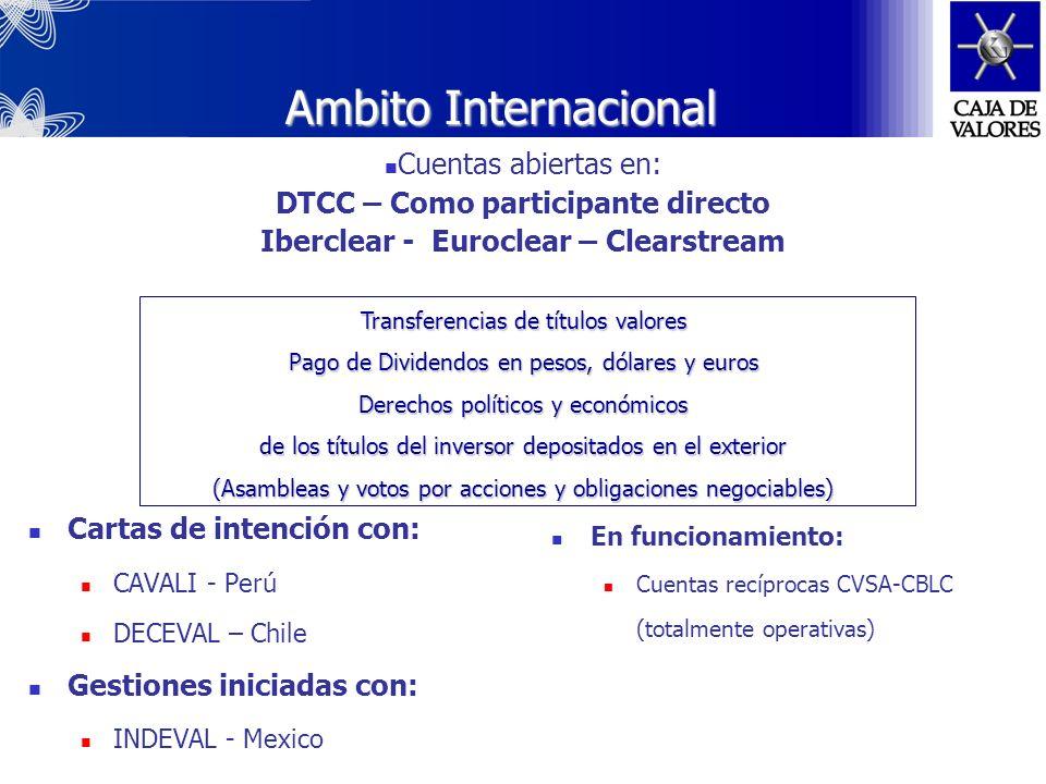Ambito Internacional ANNA (cont.) Líder del proyecto ANNA Latinoamericana (ANNA L.A.) El proyecto es la formación de un grupo de trabajo de ANNs de la