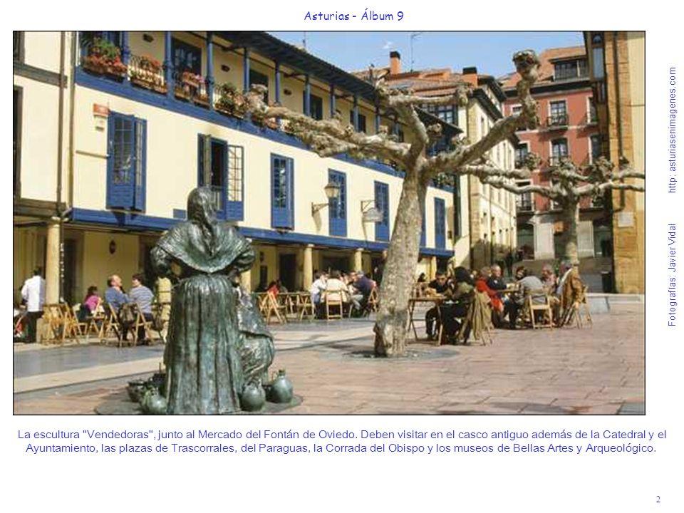 2 Asturias - Álbum 9 Fotografías: Javier Vidal http: asturiasenimagenes.com La escultura