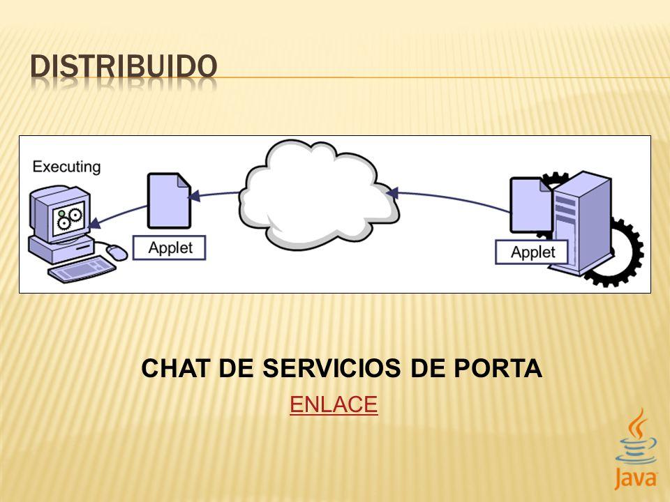 ENLACE CHAT DE SERVICIOS DE PORTA