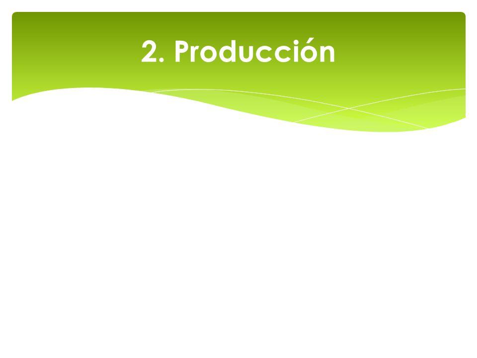 2. Producción