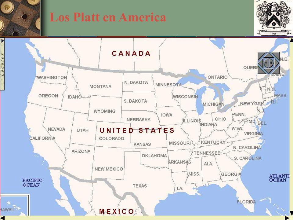 5 Los Platt en America