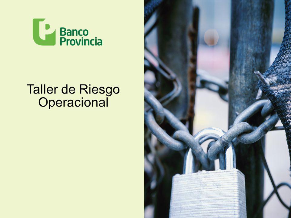 CONTENIDO 1 1 3 3 2 2 Introducción al concepto de Riesgo Operacional Herramientas: Autoevaluación de riesgos Administración por procesos.