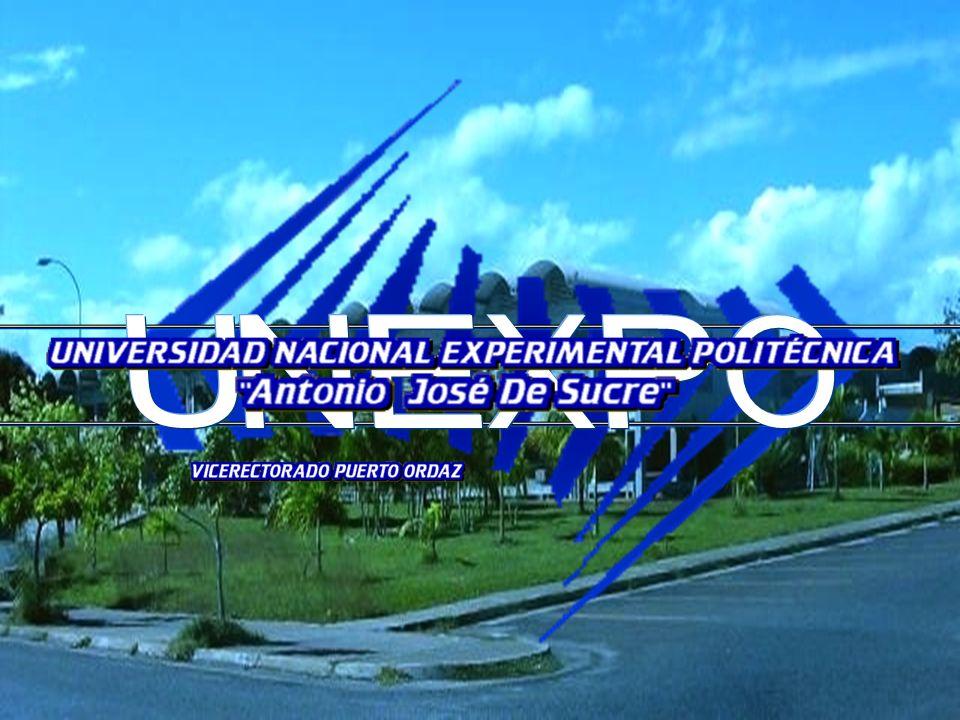 BIENVENIDOS Sistemas de Radiocomunicaciones REPÚBLICA BOLIVARIANA DE VENEZUELA UNIVERSIDAD NACIONAL EXPERIMENTAL POLITÉCNICA ANTONIO JOSÉ DE SUCRE ANTONIO JOSÉ DE SUCRE VICE-RECTORADO PUERTO ORDAZ Departamento de Ingeniería Electrónica