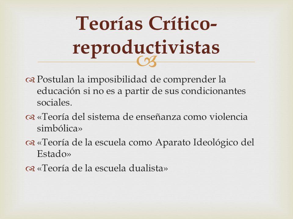 Althusser Louis (1918 – 1990): Teoría de la Reproducción Social.