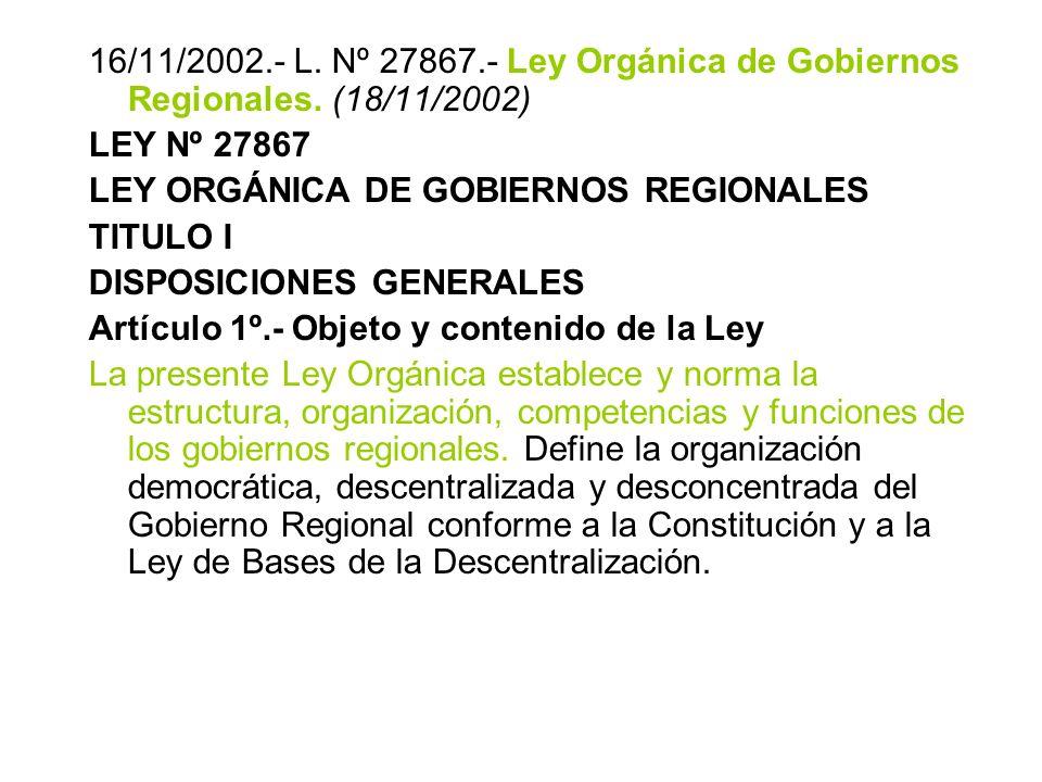 CAPITULO II ESTRUCTURA ORGANICA BASICA Artículo 6º.- Estructura Orgánica Básica 6.1 El Ministerio cuenta con la siguiente estructura orgánica básica: