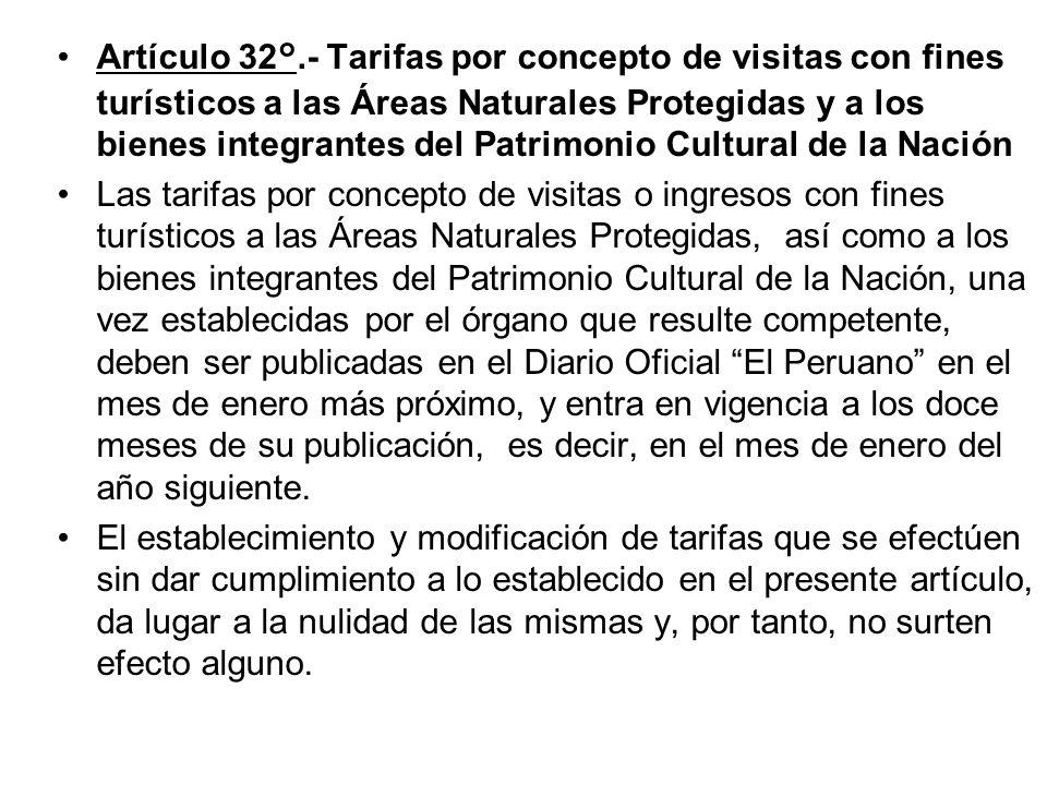 TÍTULO VI PROTECCIÓN AL TURISTA Y FACILITACIÓN TURÍSTICA Artículo 31°.- Igualdad de derechos y condiciones de los turistas Toda persona sea nacional o