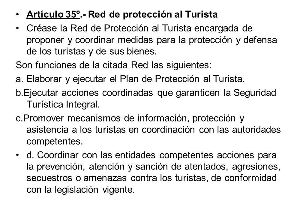 Artículo 34º.- Facilidades para el turismo interno Con el objeto de promover el turismo interno, las autoridades competentes pueden establecer en dete