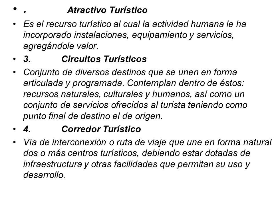 i) Servicios de centros de turismo termal y/o similares, j) Servicios de turismo aventura, ecoturismo o similares, k) Servicios de Juegos de Casino y