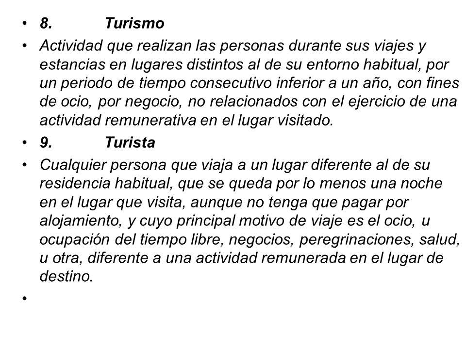 5. Órgano Regional Competente La Dirección Regional de Comercio Exterior y Turismo – Dircetur, de los gobiernos regionales o la que haga sus veces. 6.