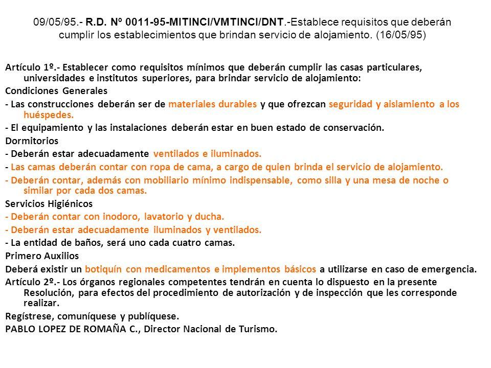 TITULO III INFRACCIONES Y SANCIONES Artículo 8º.- Toda acción u omisión que implica violación de las disposiciones del presente Decreto Supremo consti