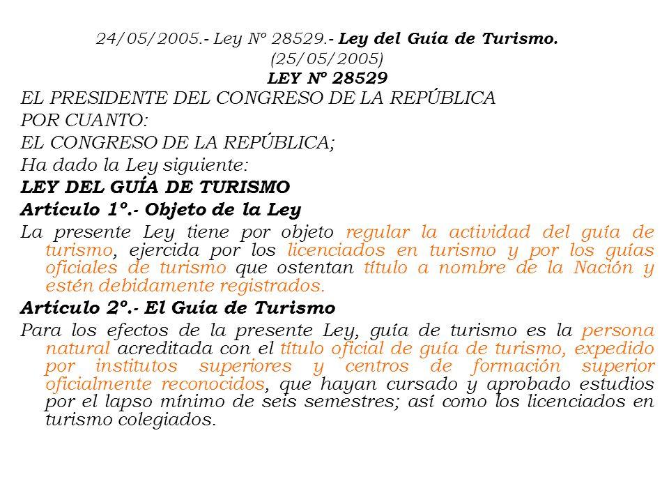 CAPÍTULO VI DE LA PRESTACIÓN DE LOS SERVICIOS Artículo 21º.- De la contratación de servicios. Los contratos que celebren las Agencias de Viajes y Turi