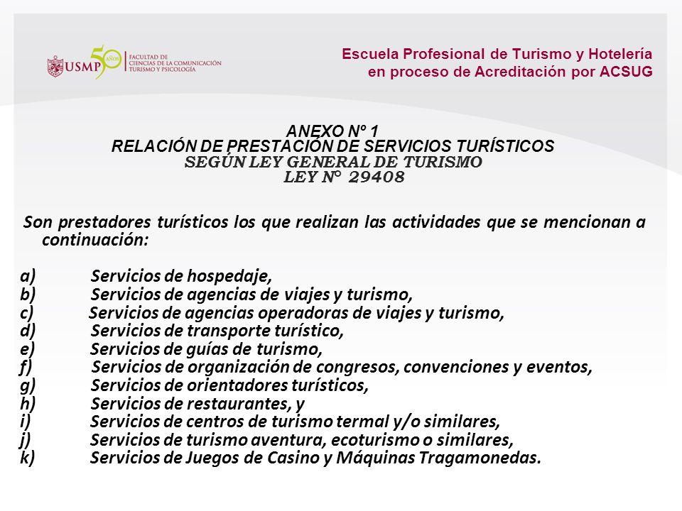 Escuela Profesional de Turismo y Hotelería en proceso de Acreditación por ACSUG Artículo 1767.- Determinación de la retribución Si no se hubiera estab