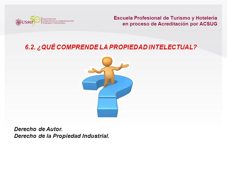 Escuela Profesional de Turismo y Hotelería en proceso de Acreditación por ACSUG En contribución en bienes sin afectar la titularidad de cada una de la