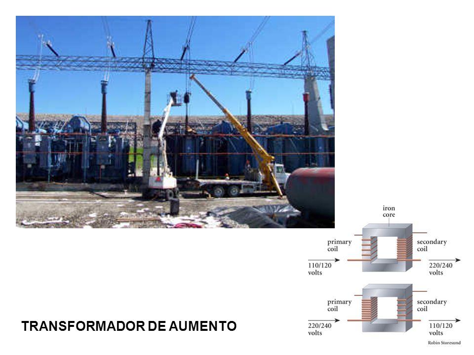 TRANSFORMADOR DE AUMENTO
