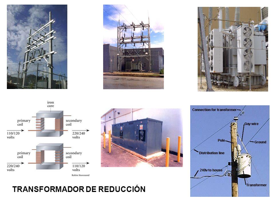 TRANSFORMADOR DE REDUCCIÓN