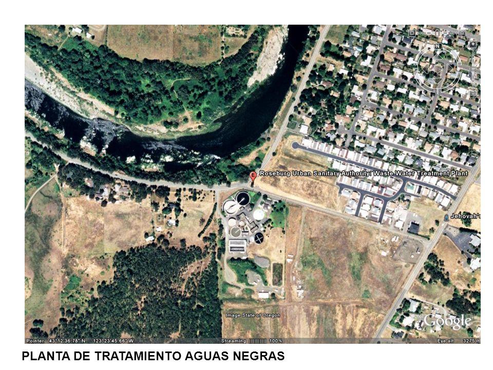 PLANTA DE TRATAMIENTO AGUAS NEGRAS