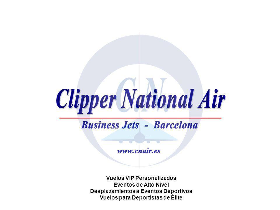 Vuelos VIP Personalizados Eventos de Alto Nivel Desplazamientos a Eventos Deportivos Vuelos para Deportistas de Élite