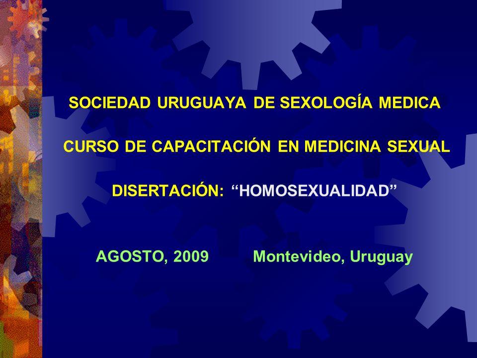 HOMOSEXUALIDAD DESDE LA PERSPECTIVA PSIQUIÁTRICA: Durante años se consideró a la homosexualidad como patología.