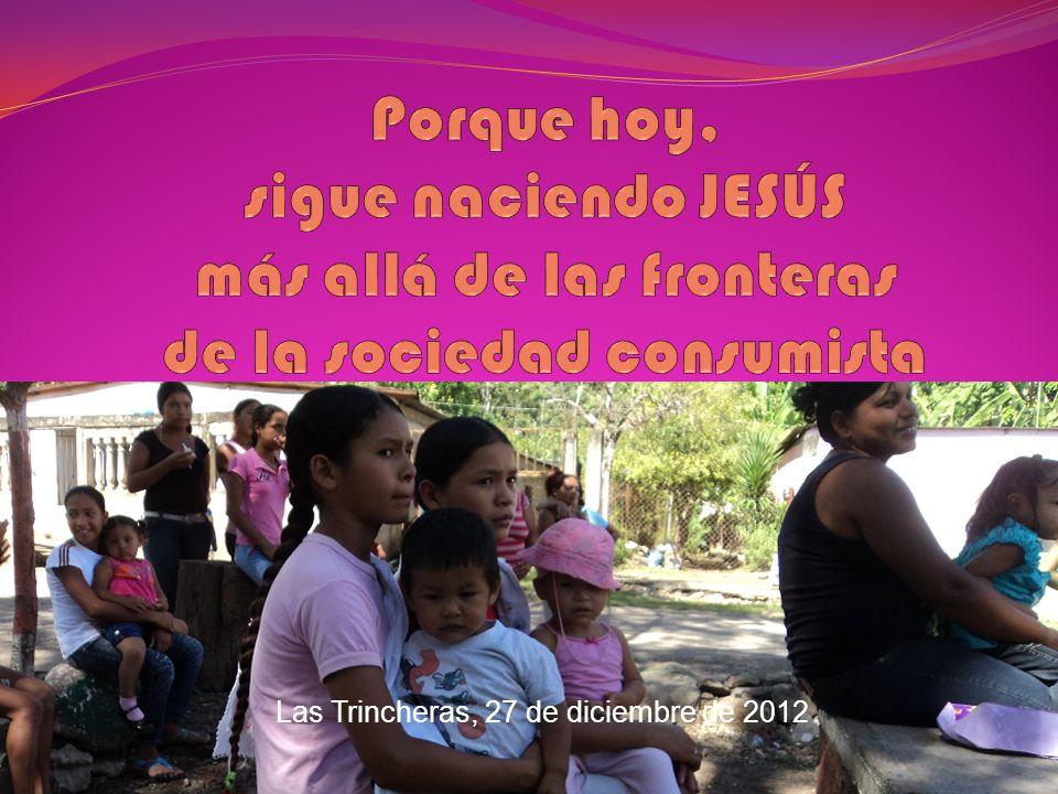 Las Trincheras, 27 de diciembre de 2012