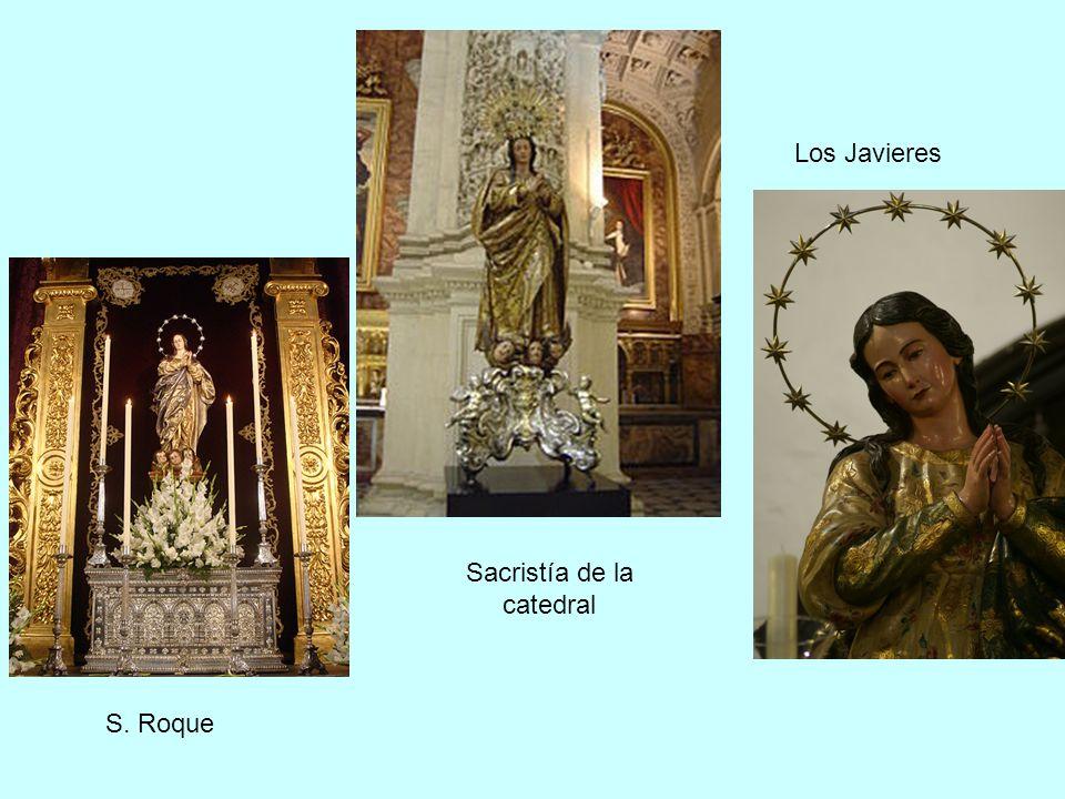 S. Roque Los Javieres Sacristía de la catedral