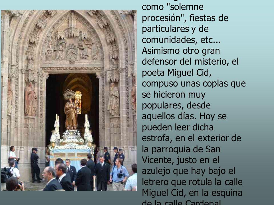 La doctrina de la Inmaculada Concepción no es aceptada por los miembros de las iglesias protestantes.