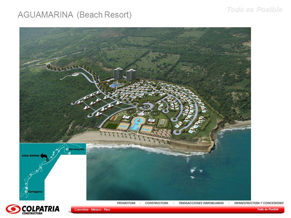 Todo es Posible Hoja de presentaciòn AGUAMARINA (Beach Resort)