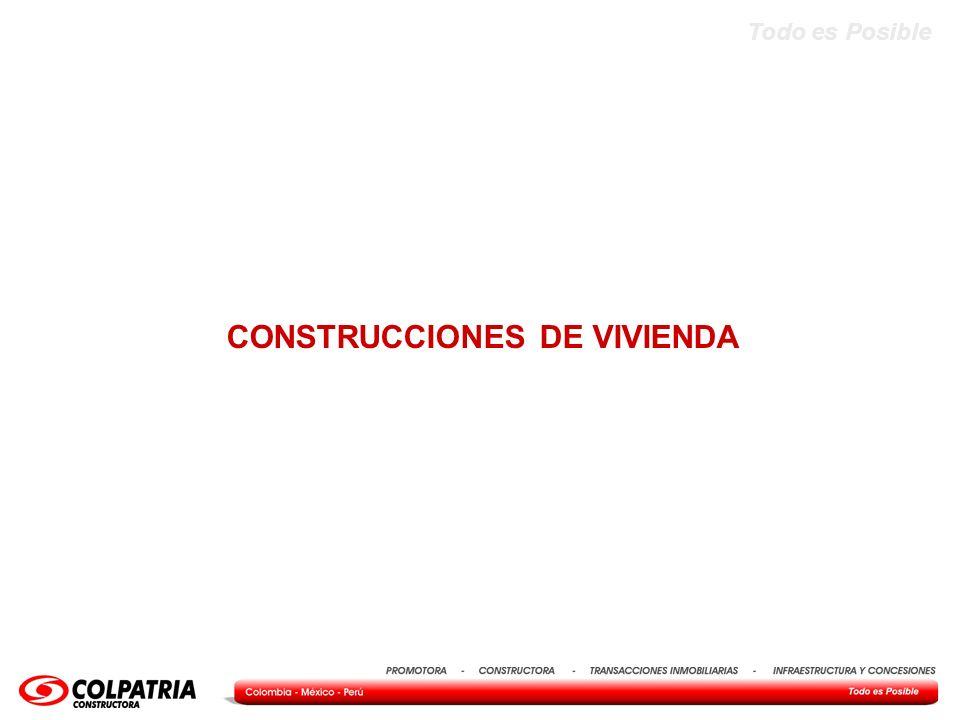 Todo es Posible CONSTRUCCIONES DE VIVIENDA