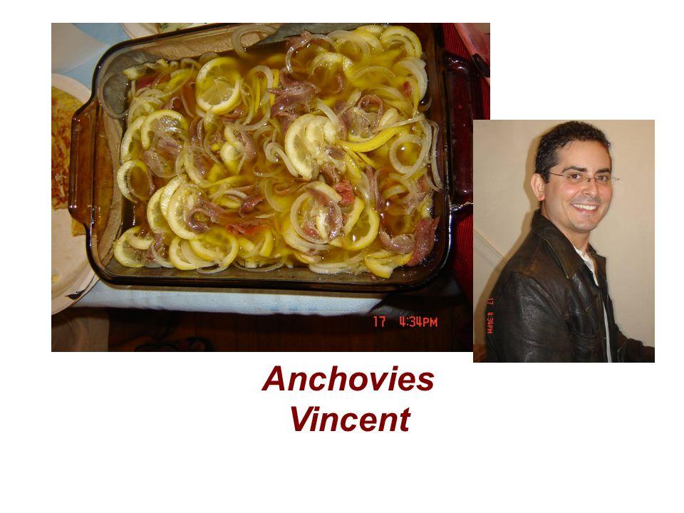 Anchovies Vincent