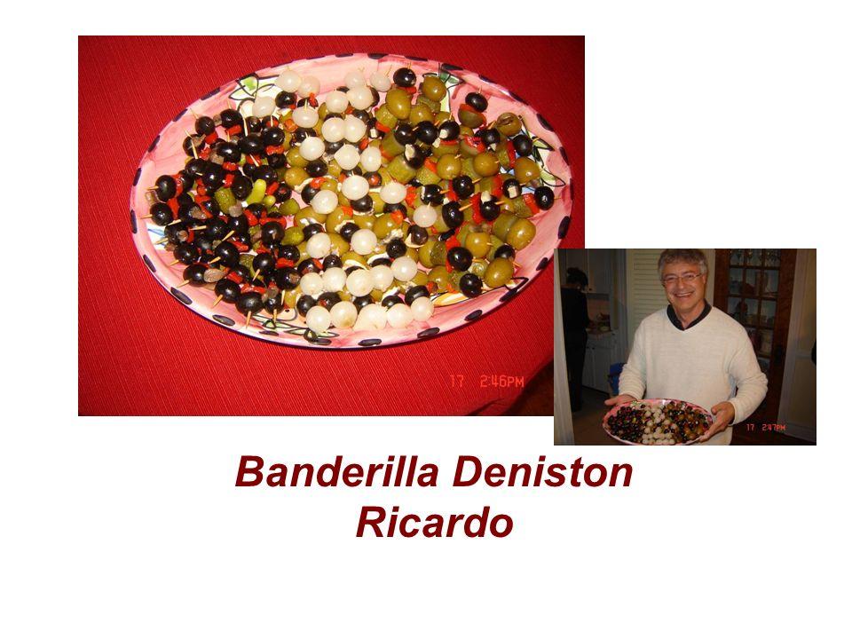 Banderilla Deniston Ricardo
