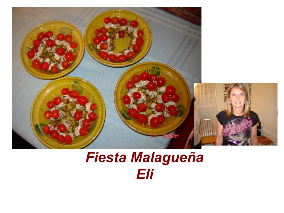 Fiesta Malagueña Eli