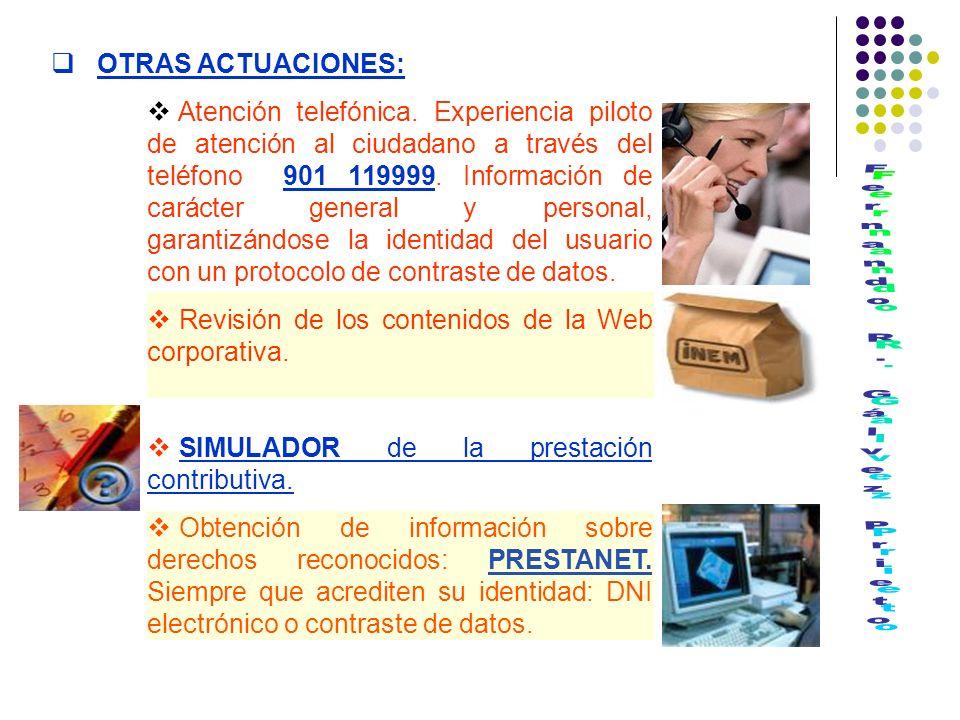 1.- GUIA BASICA DE LA PROTECCION POR DESEMPLEO HOJAS INFORMATIVAS CUADERNOS INFORMATIVOS 2.- MODELOS DE CARPETAS Y/O IMPRESOS PARA LA TRAMITACION DE LAS PRESTACIONES Y SUBSIDIOS POR DESEMPLEO MODELO 145 3.- CERTIFICADO DE EMPRESA 4.- ESPECIFICACIONES DE LA ADAPTACION DE LAS TRANSACCIONES DE ALTAS, REANUDACIONES, DENEGACIONES Y CONSULTAS A LOS NUEVOS MODELOS DE IMPRESOS DE SOLICITUD, RECONOCIMIENTO Y MECANIZACION.