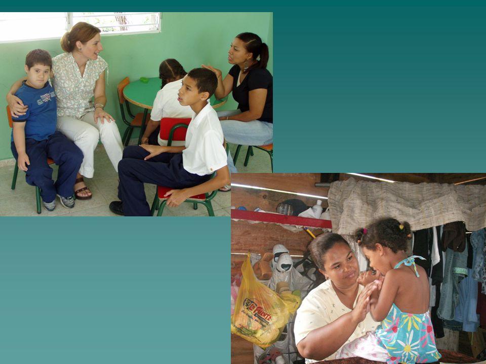 Dar apoyo a misioneros Dar apoyo a misioneros Proveer apoyo para congregaciones nuevas Proveer apoyo para congregaciones nuevas Organizar equipos de trabajo de los EUA Organizar equipos de trabajo de los EUA Dirigir programa de Padrinos para niños Dirigir programa de Padrinos para niños