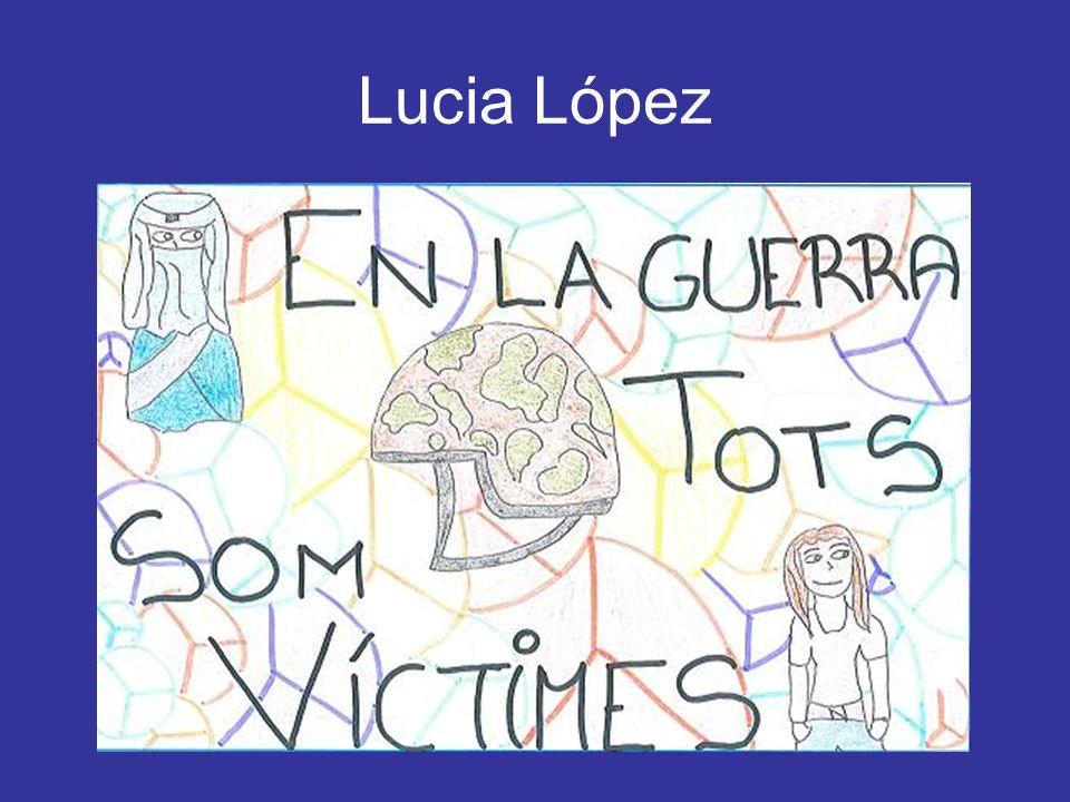 Maite Lucas Guanyadora de Sagrada Familia