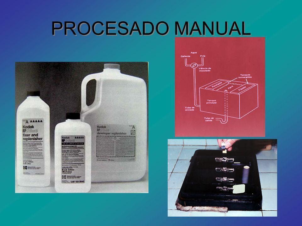 PROCESADO MANUAL