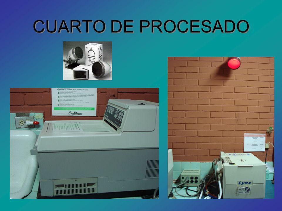 CUARTO DE PROCESADO