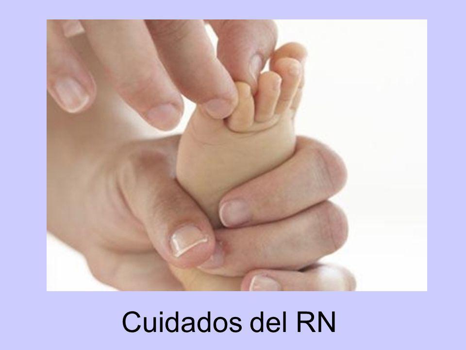 Cuidados del RN