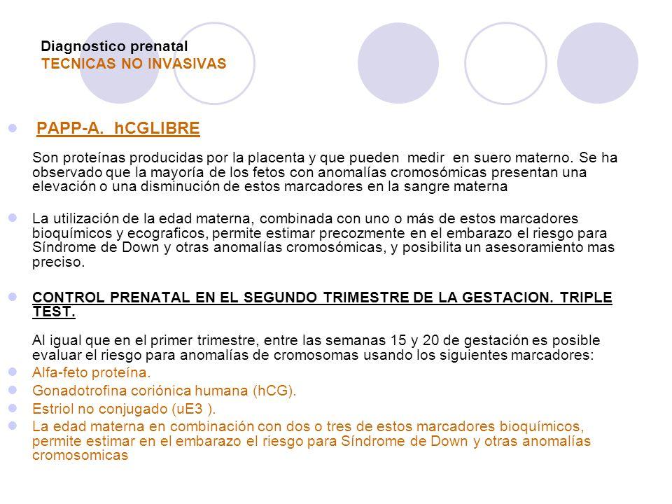 MANIFESTACIONES PRENATALES DE ALARMA 1.