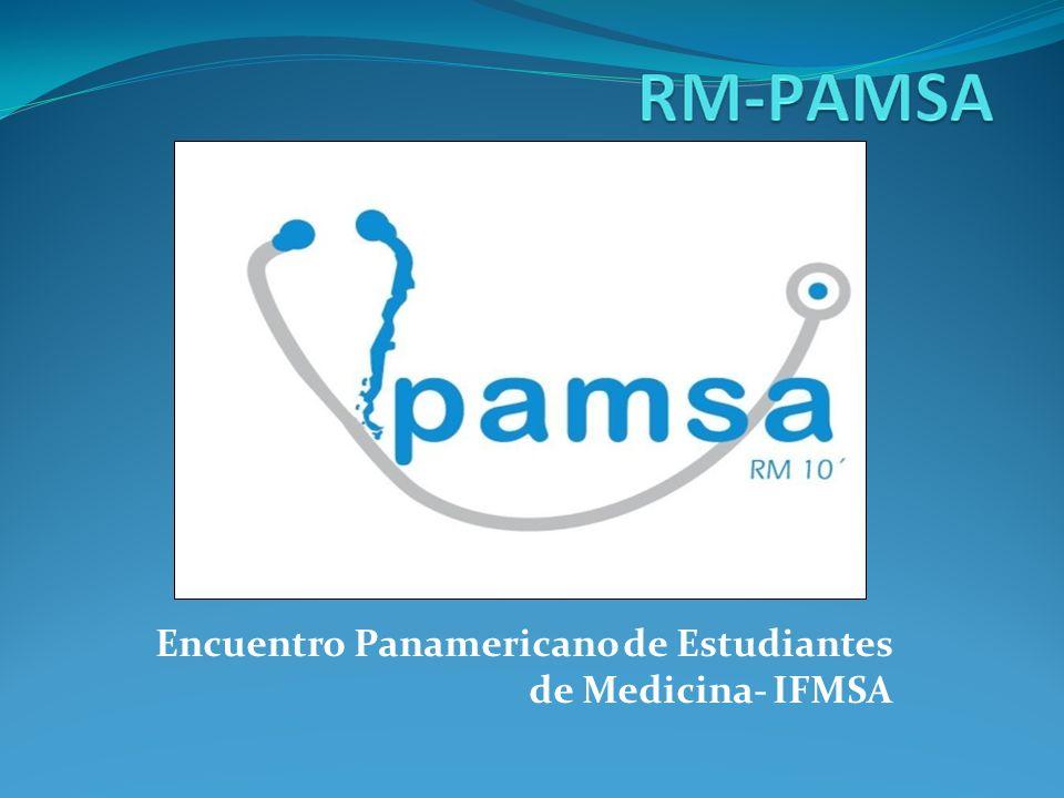 Encuentro Panamericano de Estudiantes de Medicina- IFMSA