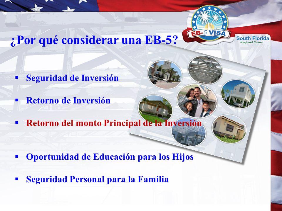 Seguridad de Inversión Retorno de Inversión Retorno del monto Principal de la Inversión Oportunidad de Educación para los Hijos Seguridad Personal par
