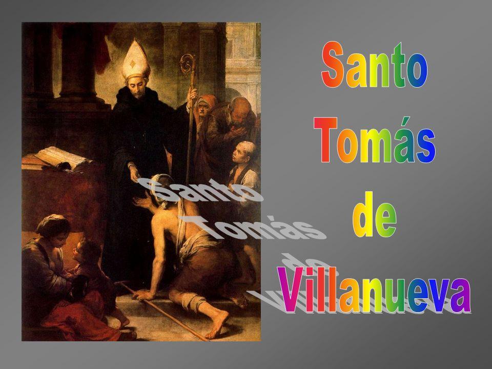 Tomás García Martínez nació en Fuenllana (Ciudad Real) en1486, en un pueblo donde vivían sus abuelos maternos.