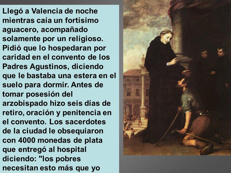 Limosna fue su breve magisterio en la cátedra de Artes de Alcalá.