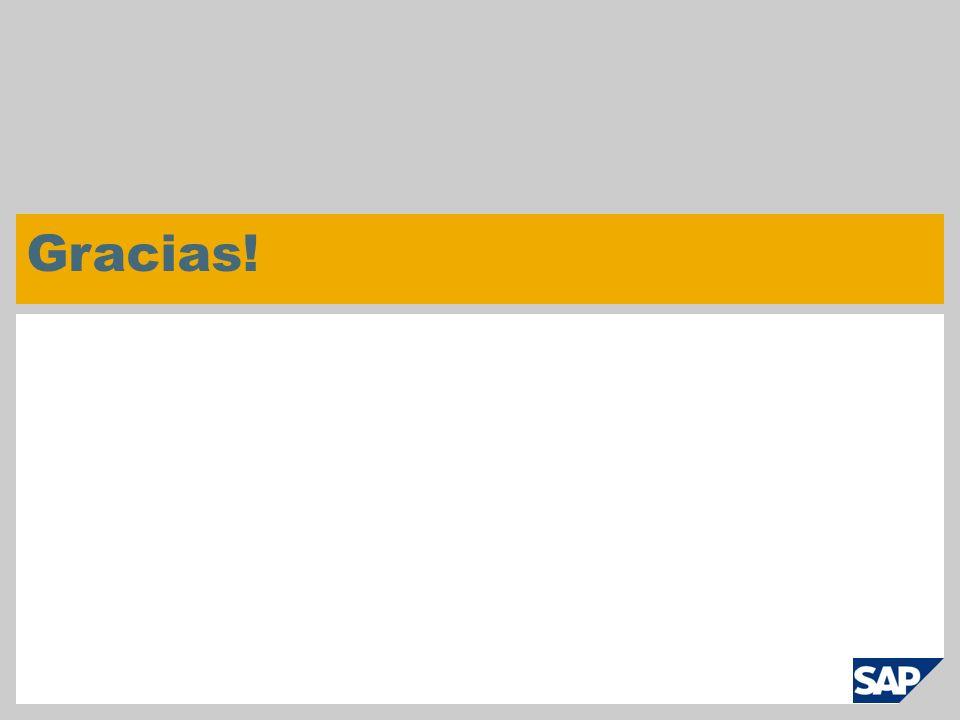 © SAP 2007 / Page 16 Gracias!