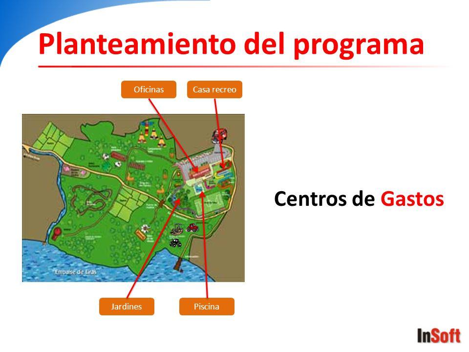 Casa recreoOficinas Centros de Gastos Jardines Piscina