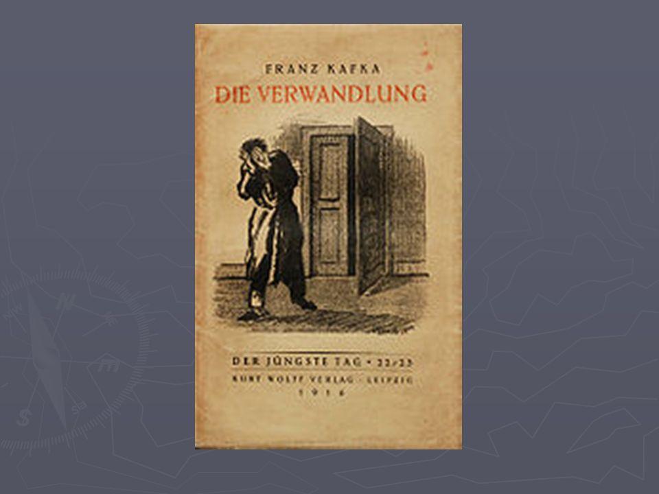 BIBLIOGRAFIA DEL AUTOR Franz Kafka nació en Praga, Checoslovaquia en 1883 ( fallece en 1924).