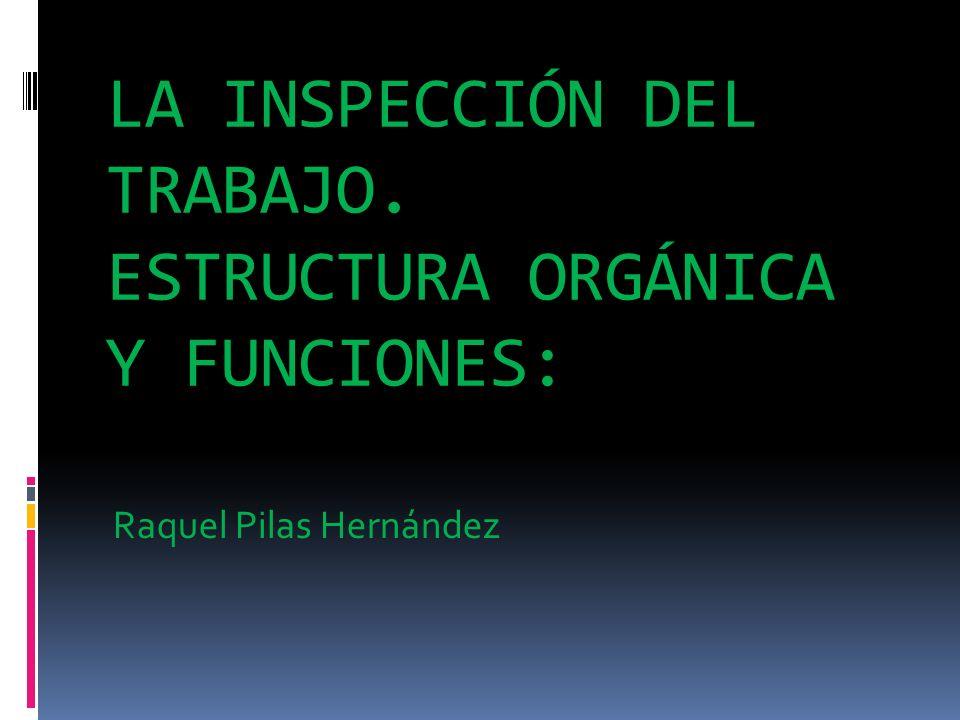 NORMATIVA APLICABLE: Las principales fuentes reguladoras de la Inspección de Trabajo son: a)la ley 42/1997, de 14 de noviembre, ordenadora de la Inspección de Trabajo y Seguridad Social, sobre las actas de infracción y liquidación practicadas por los subinspectores y sobre las funciones de la Autoridad Central de la Inspección del Trabajo y por la Resolución de 11 de abril de 2006, relativa al Libro de Visitas de la Inspección.