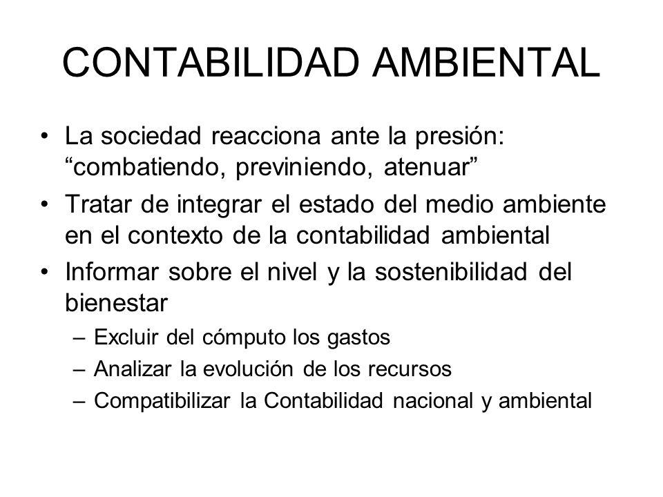 CONTABILIDAD AMBIENTAL La Cont.