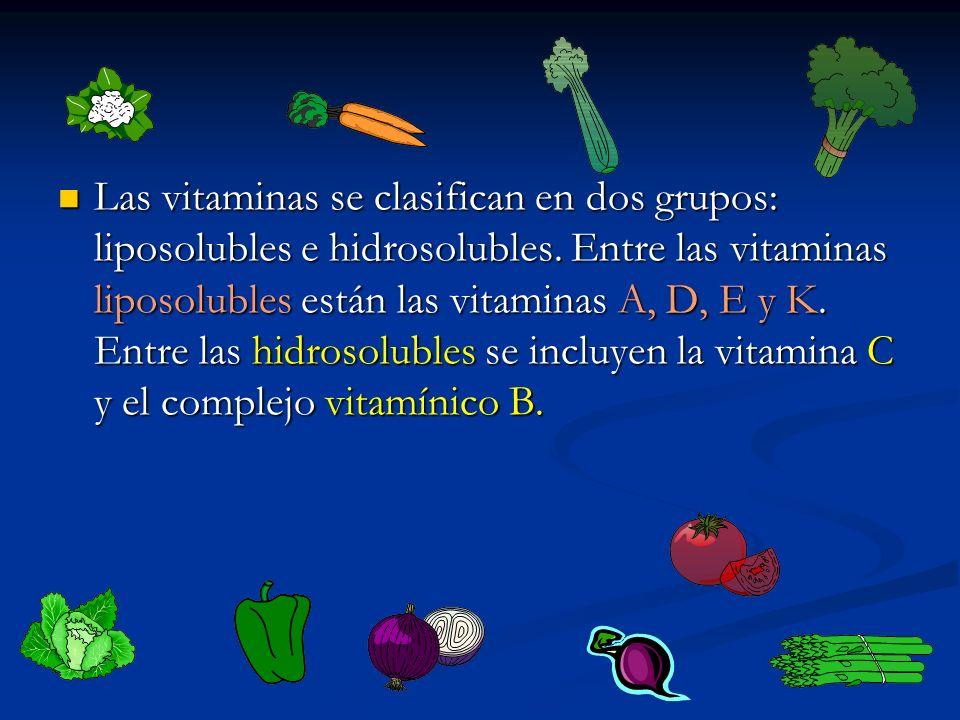 ALIMENTOS REGULADORES Las vitaminas y minerales Regular las funciones del organismo, protegen de las infecciones, mantienen sanos la vista, la piel y