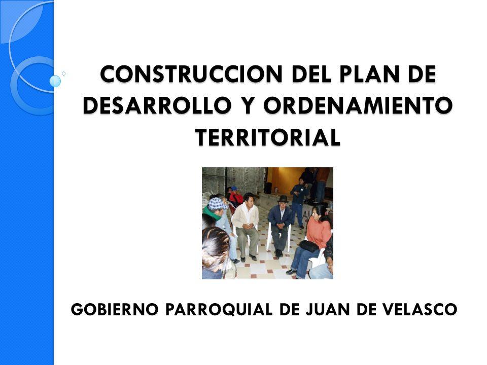 ¿Qué es el Plan de Desarrollo y Ordenamiento Territorial.