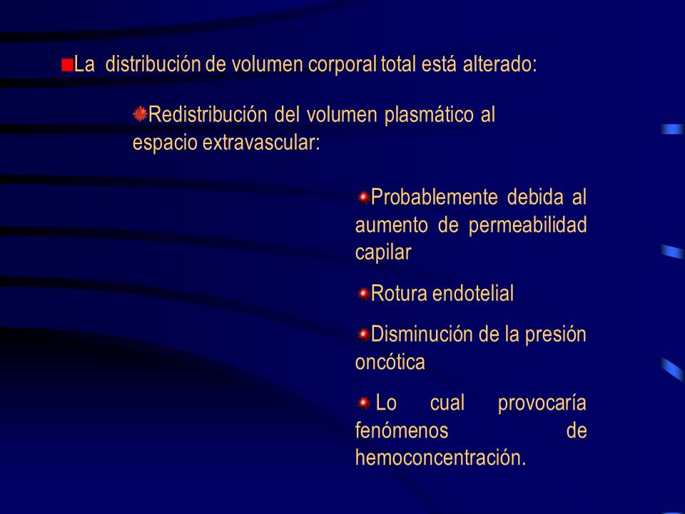 MODIFICACIONES DEL VOLUMEN INTRAVASCULAR La retención renal de Na y agua en la Preeclampsia no está presente en la 1ª mitad del embarazo. Se observa c