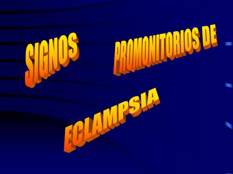 ALTERACIONES DIGESTIVAS Nauseas y vómitos. (Signo prodómico de la eclampsia) Epigastralgias Dolor en hipocondrio derecho debido a: Vasoconstricción de